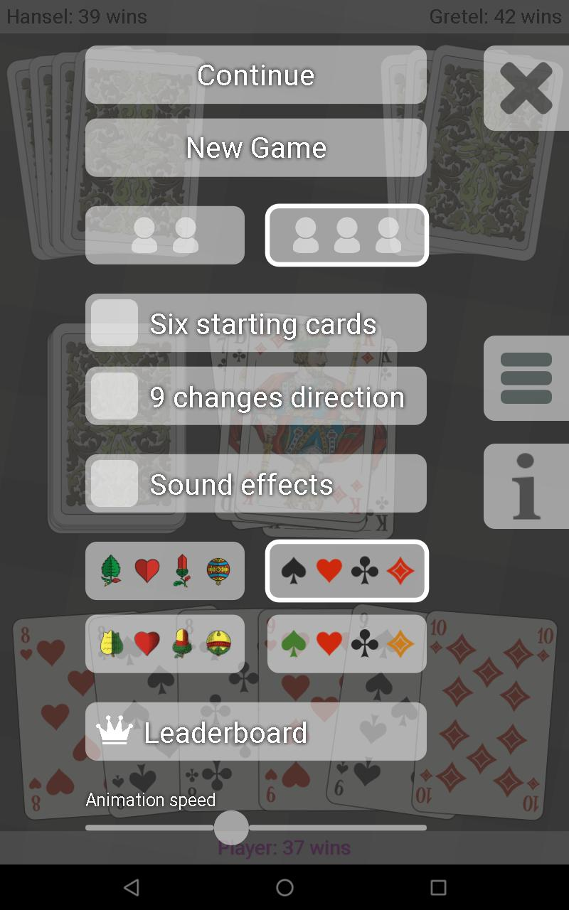 Mau-Mau 1.1 Screenshot 3