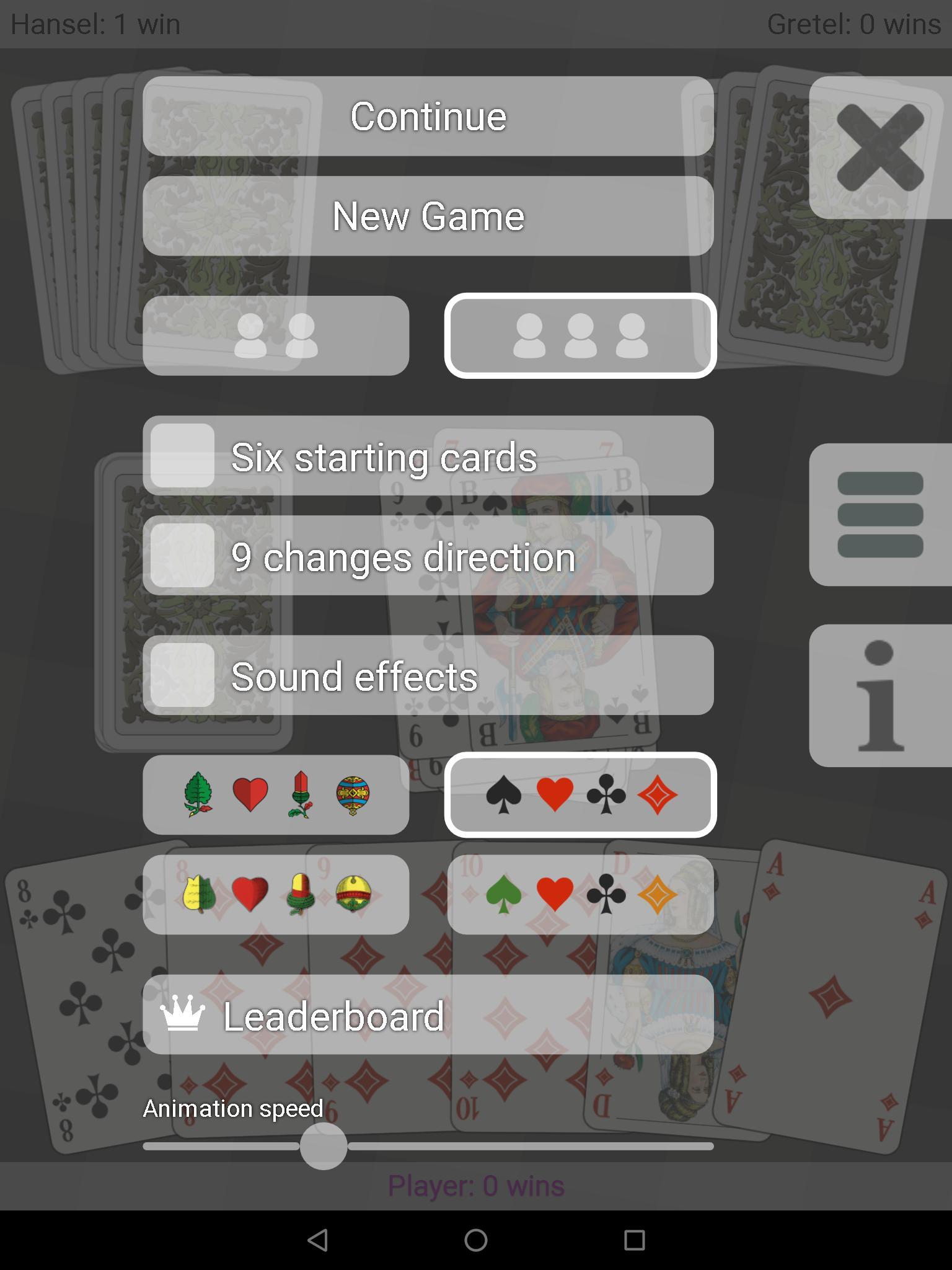 Mau-Mau 1.1 Screenshot 7