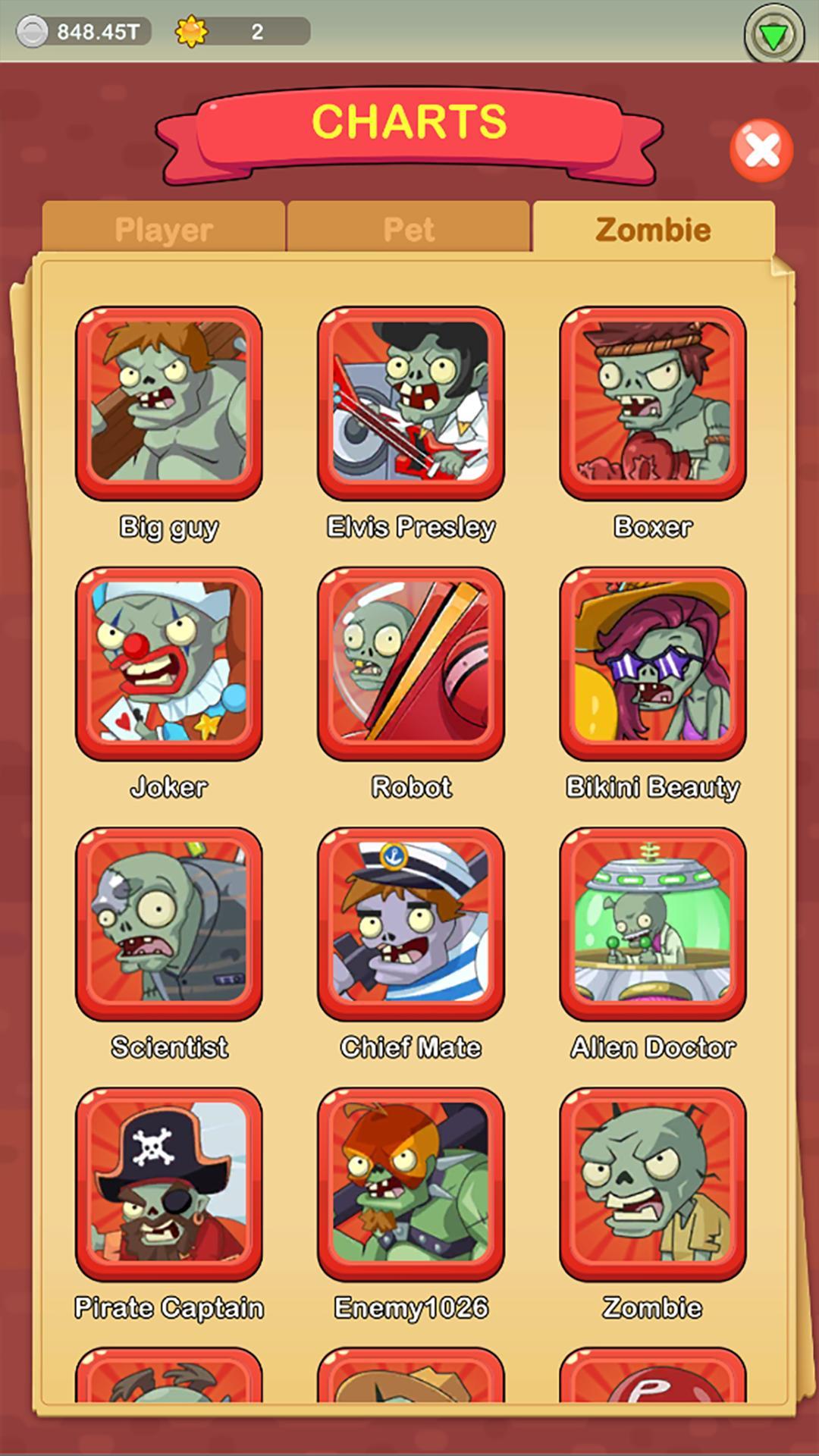 Save Garden Zombie Attack & Idle RPG 1.3.5 Screenshot 3