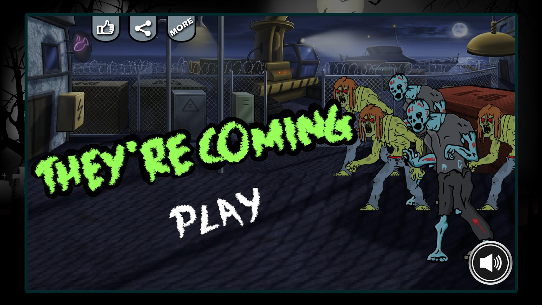 Zombie Smasher Highway Attack 1.0.2 Screenshot 1
