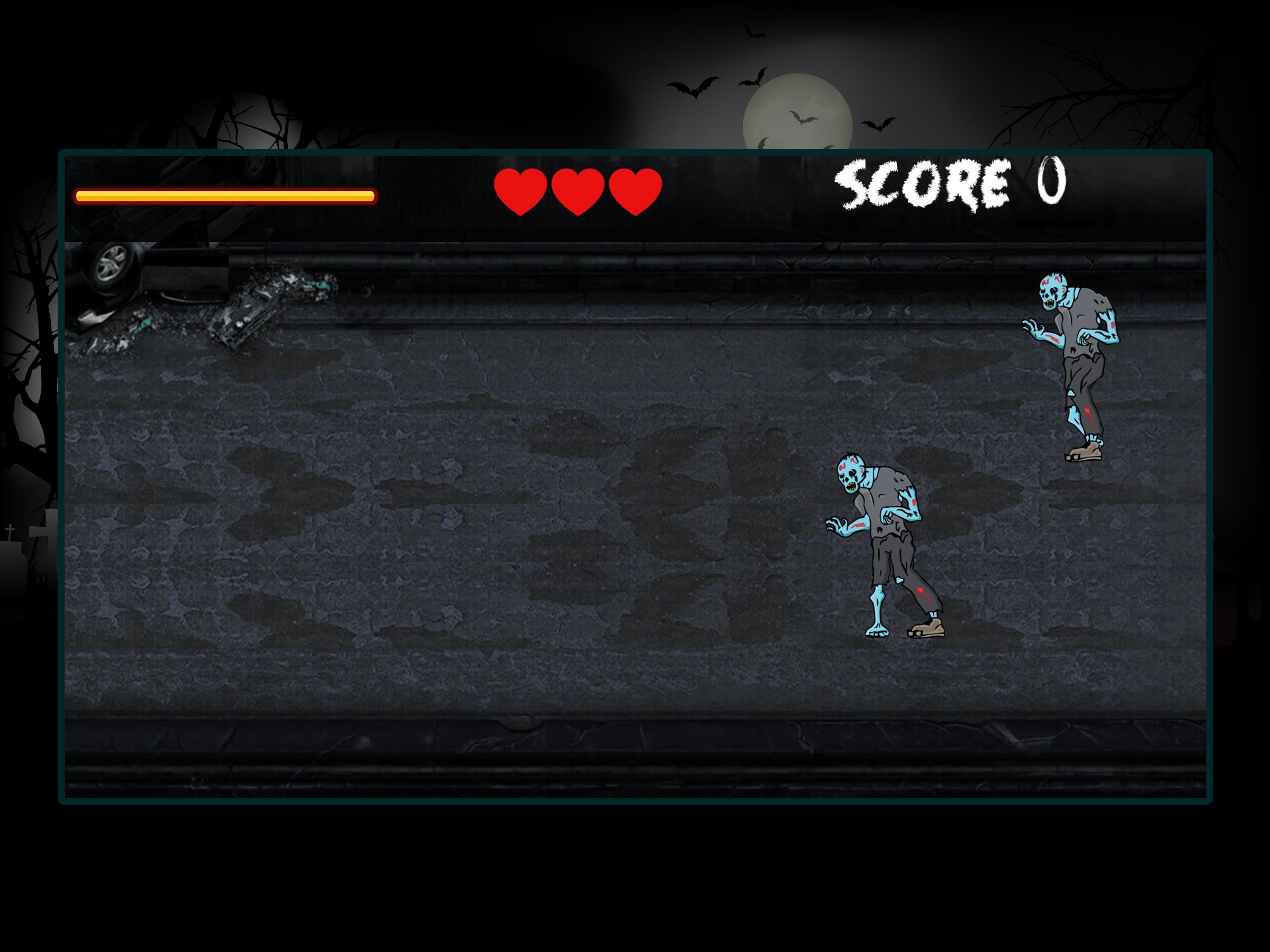 Zombie Smasher Highway Attack 1.0.2 Screenshot 10