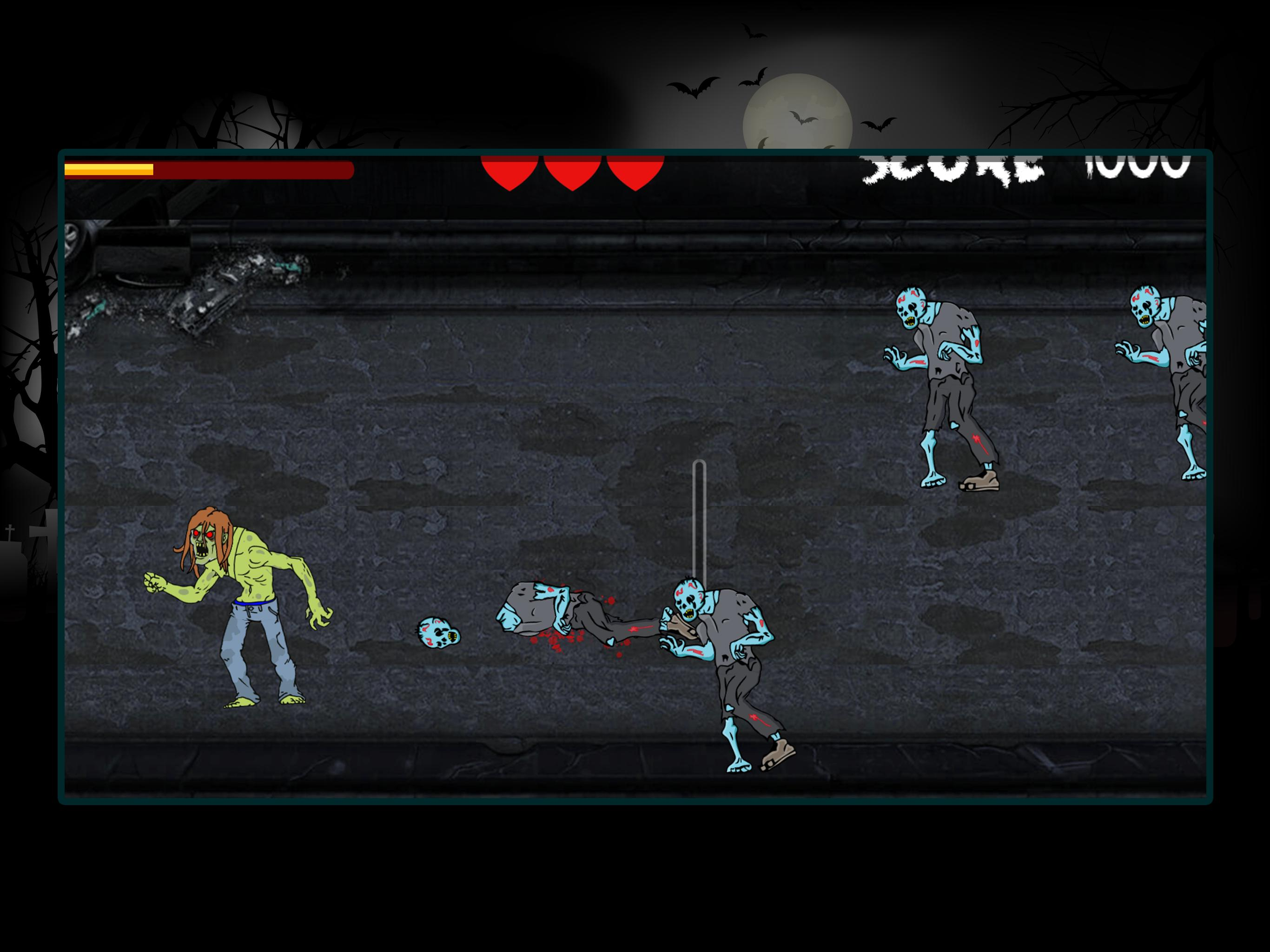 Zombie Smasher Highway Attack 1.0.2 Screenshot 11