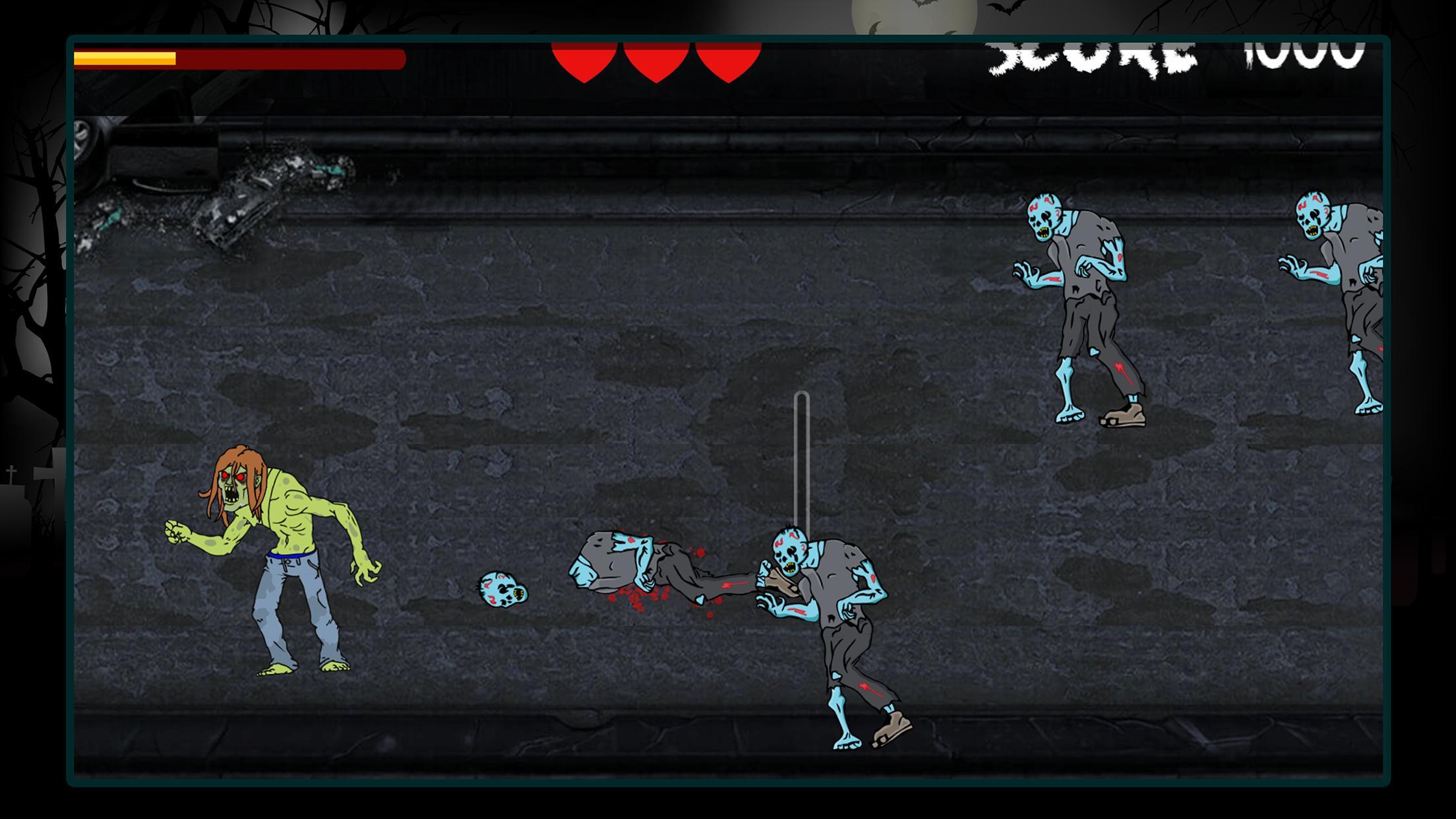 Zombie Smasher Highway Attack 1.0.2 Screenshot 15