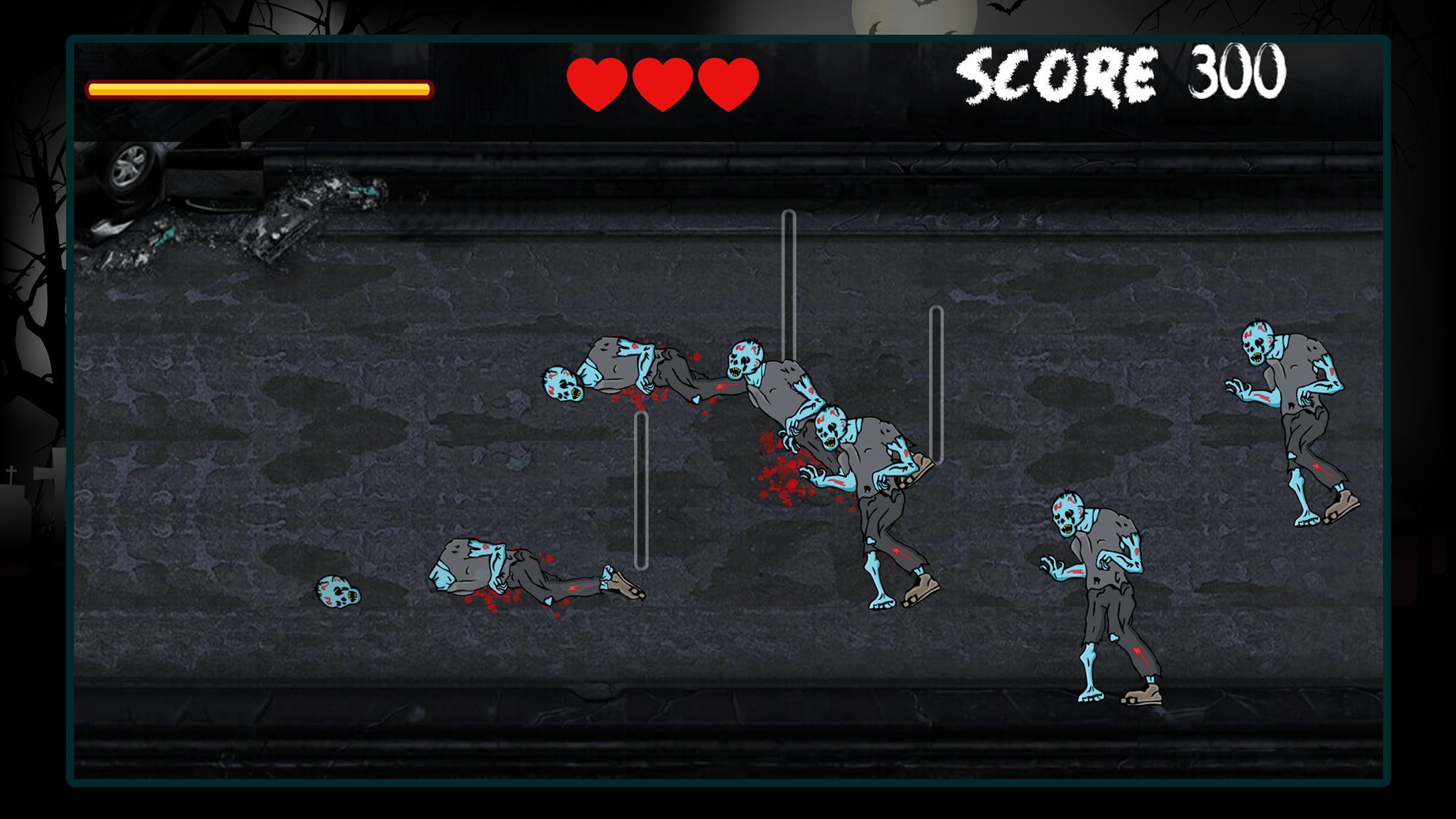 Zombie Smasher Highway Attack 1.0.2 Screenshot 3