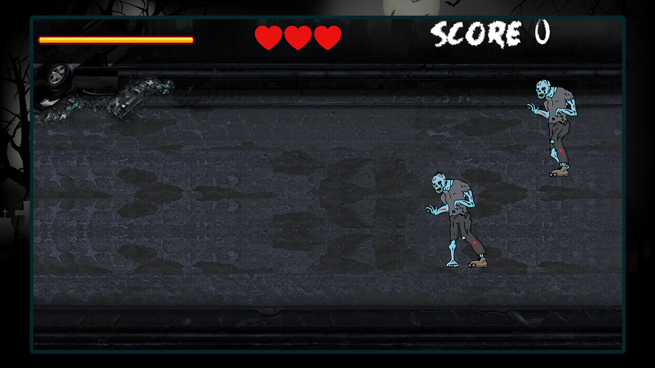 Zombie Smasher Highway Attack 1.0.2 Screenshot 4