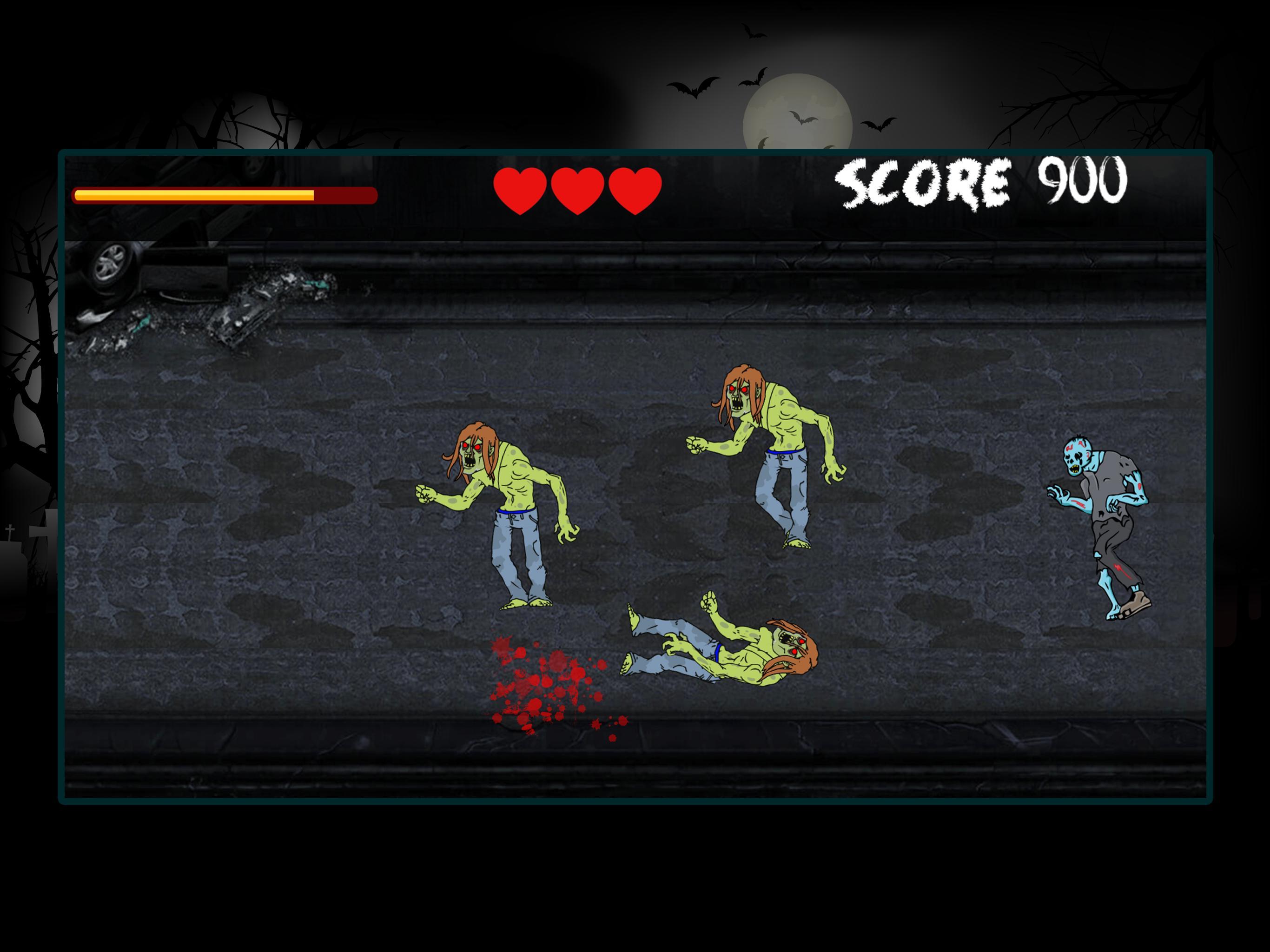Zombie Smasher Highway Attack 1.0.2 Screenshot 7