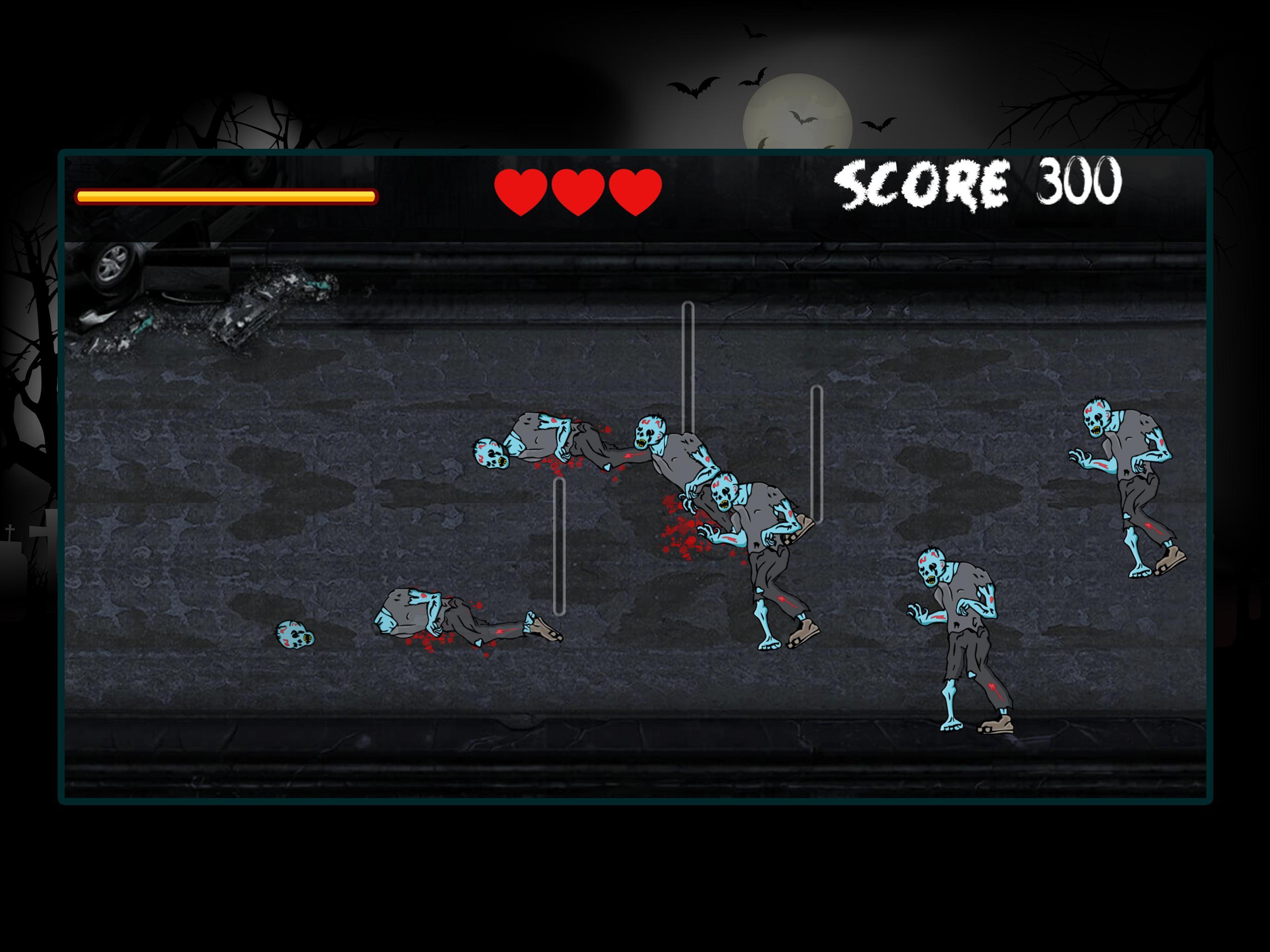 Zombie Smasher Highway Attack 1.0.2 Screenshot 9