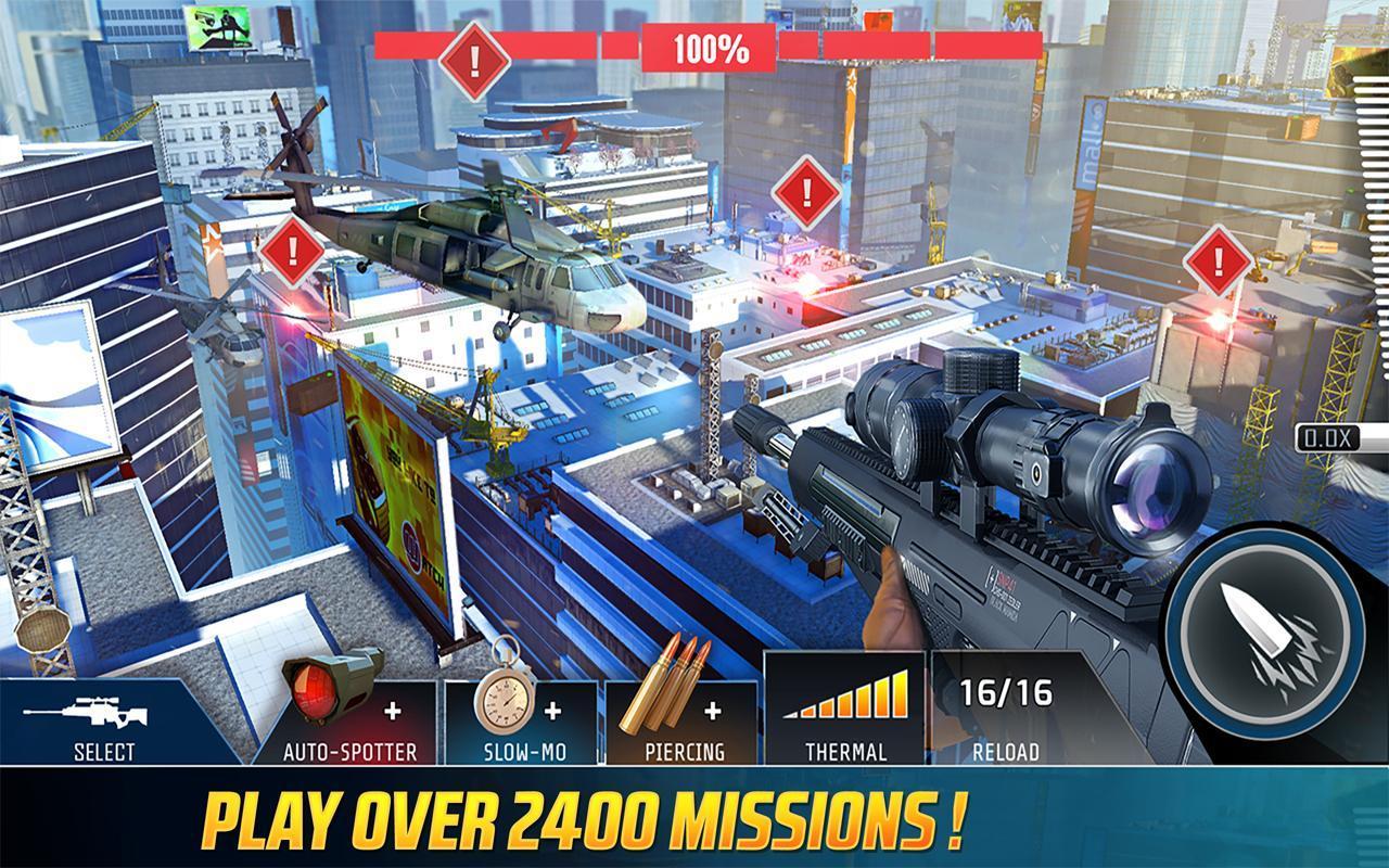 Kill Shot Bravo Free 3D Shooting Sniper Game 8.2 Screenshot 1
