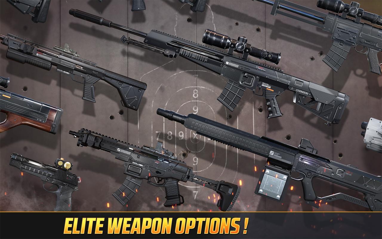 Kill Shot Bravo Free 3D Shooting Sniper Game 8.2 Screenshot 5