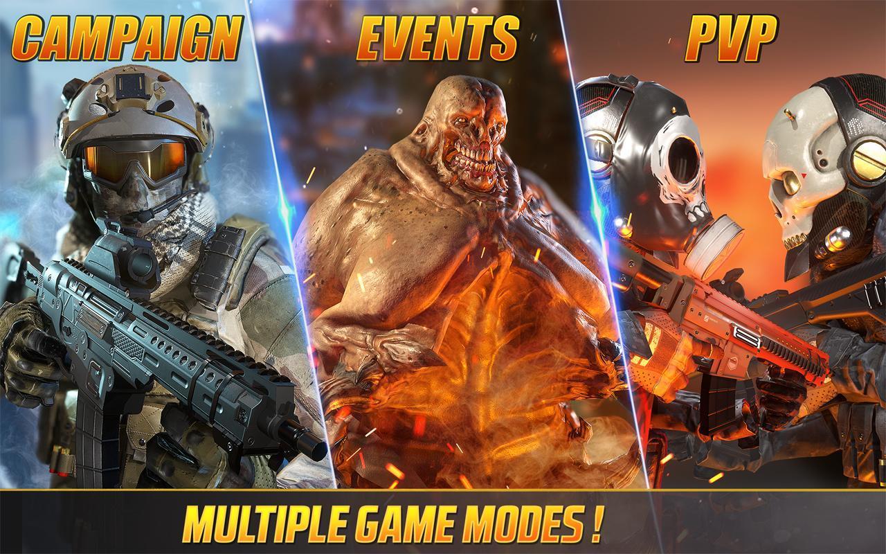 Kill Shot Bravo Free 3D Shooting Sniper Game 8.2 Screenshot 9