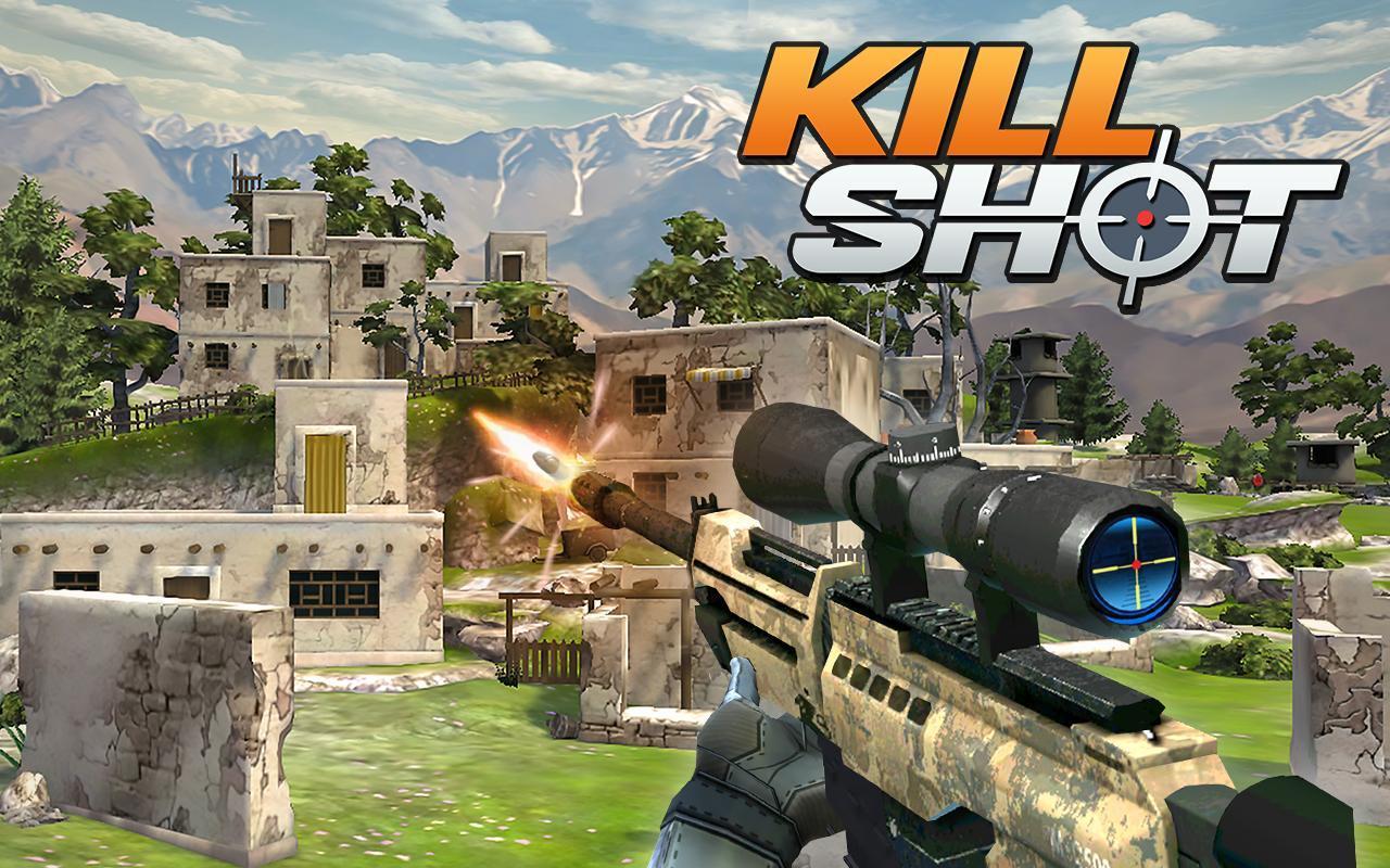 Kill Shot 3.7.1 Screenshot 1