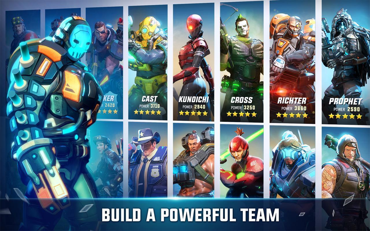 Hero Hunters 4.3 Screenshot 12