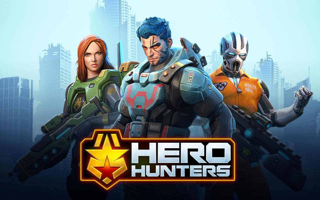 Hero Hunters 4.3 Screenshot 16