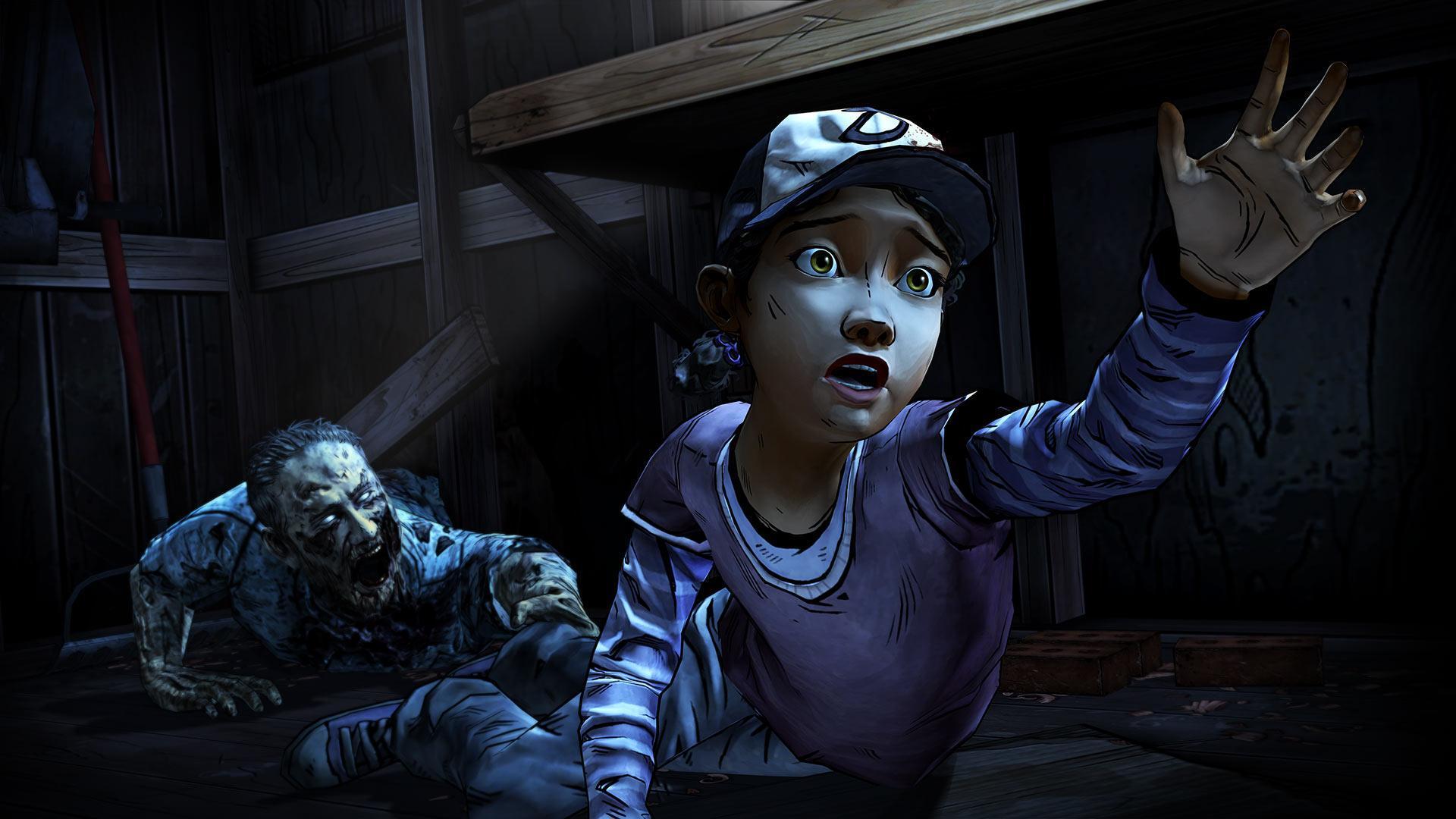 The Walking Dead: Season Two 1.35 Screenshot 4