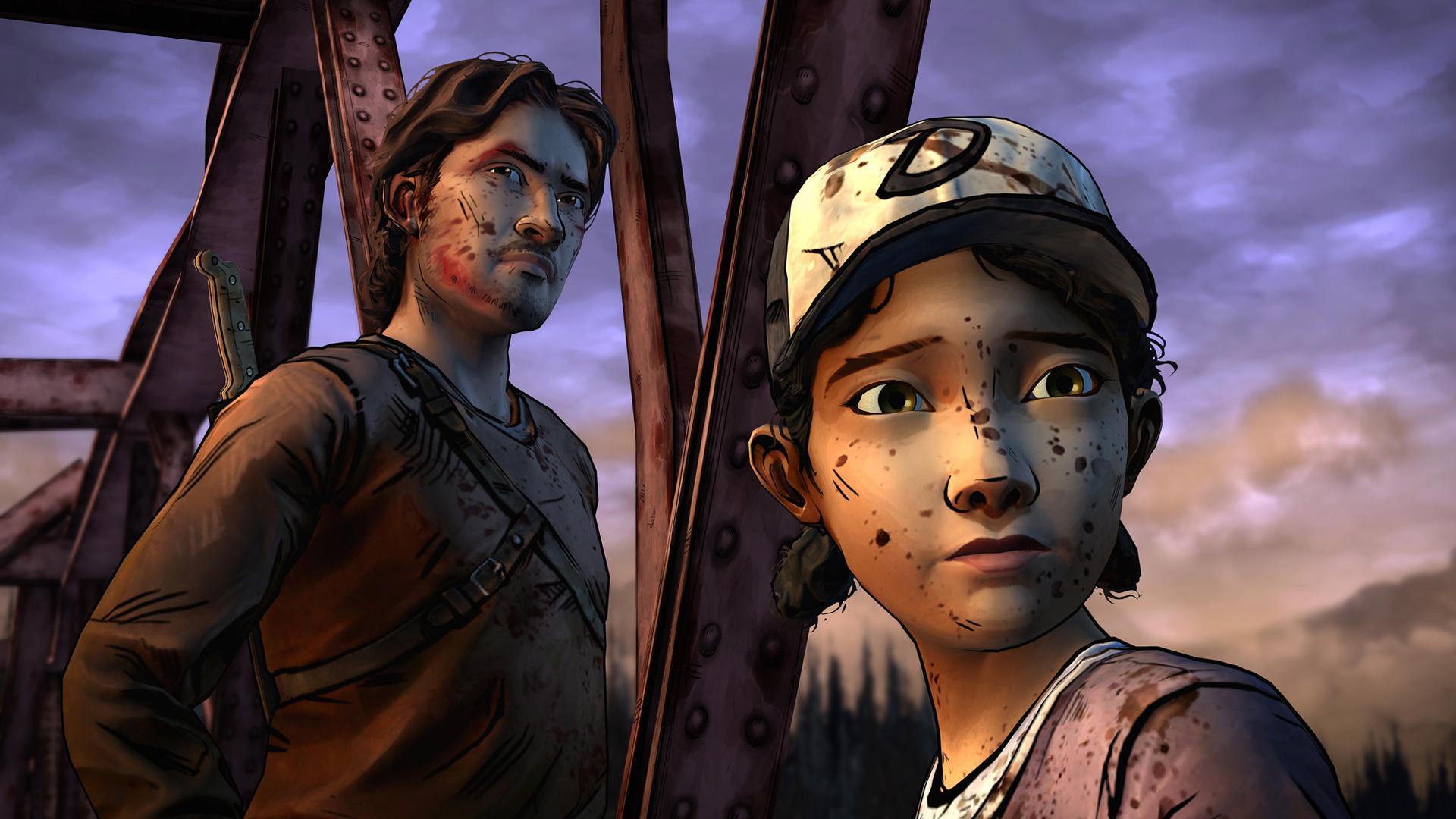 The Walking Dead: Season Two 1.35 Screenshot 5