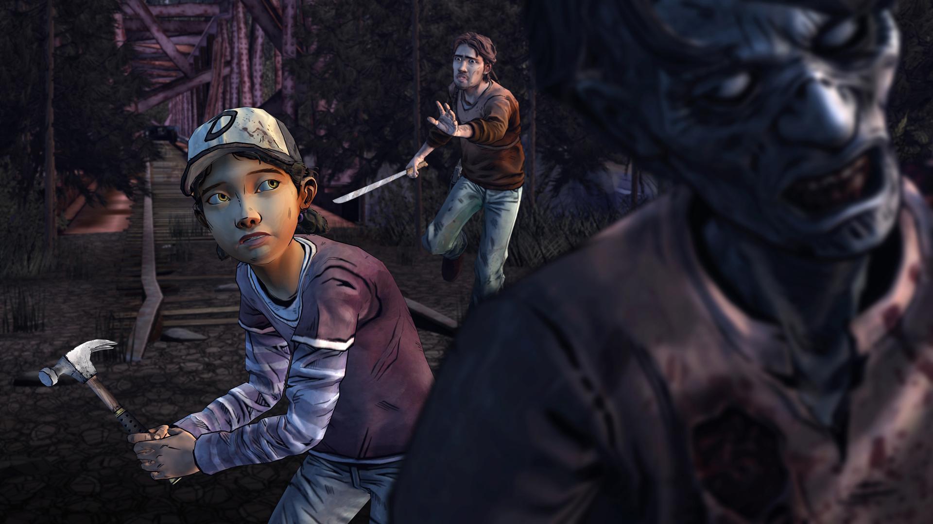 The Walking Dead: Season Two 1.35 Screenshot 6