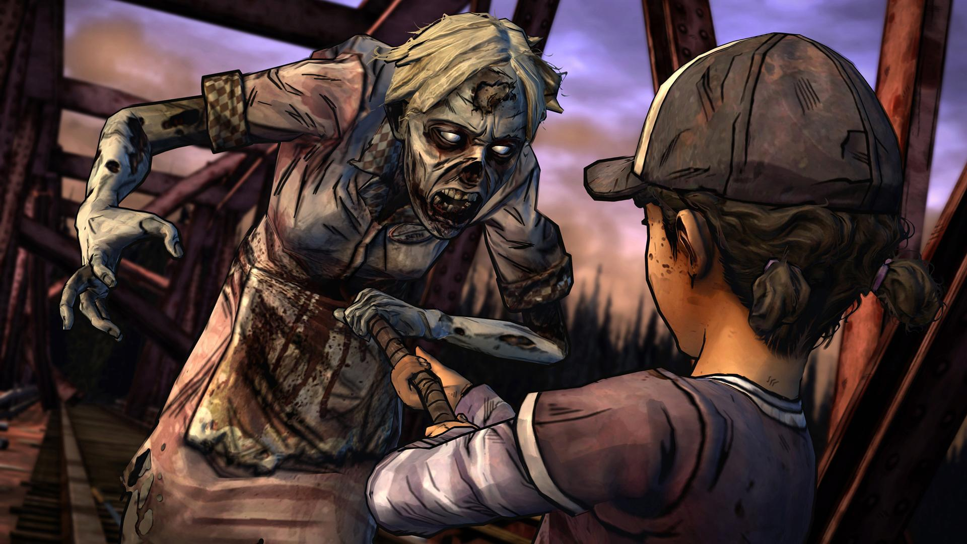 The Walking Dead: Season Two 1.35 Screenshot 7