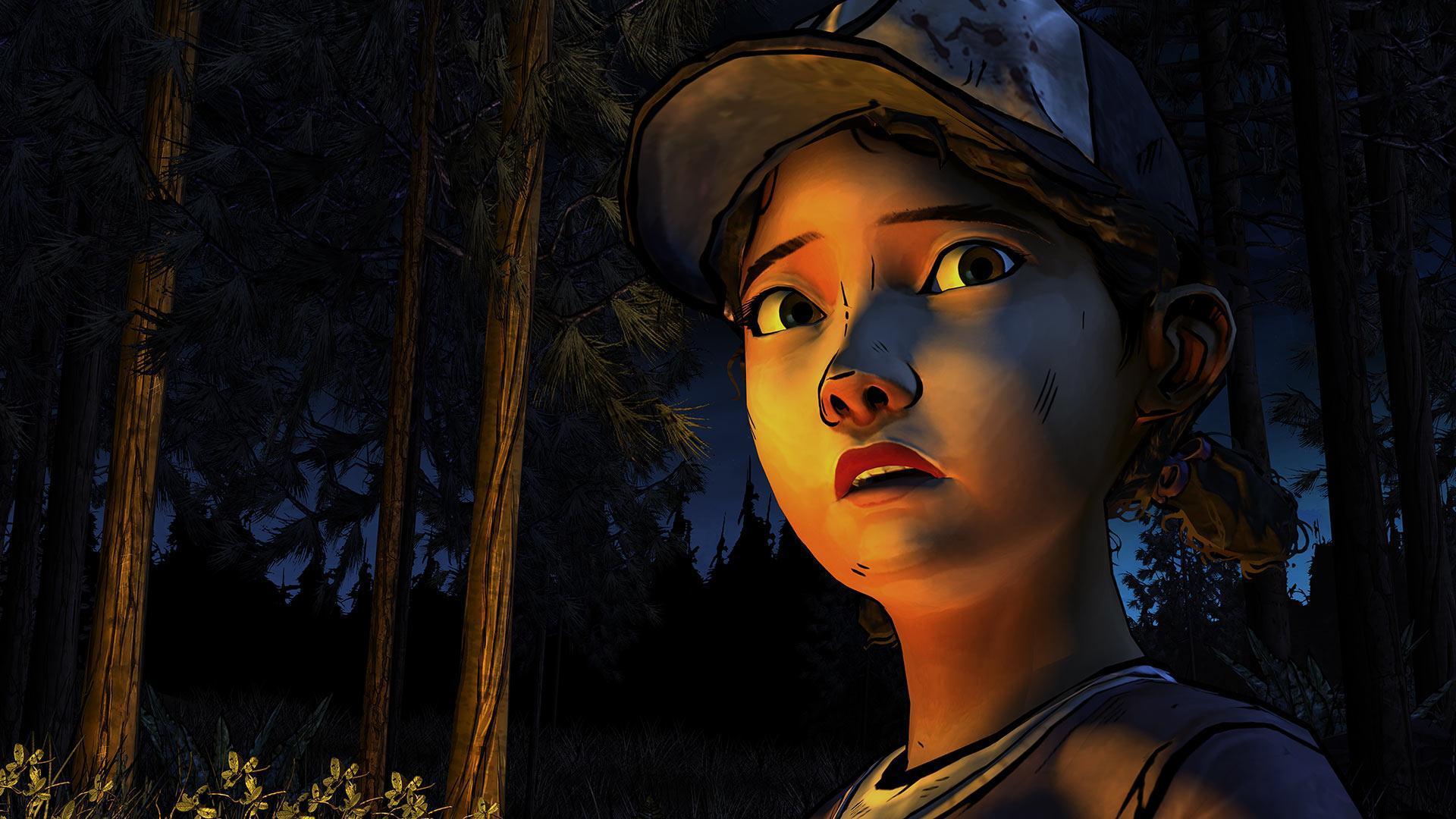 The Walking Dead: Season Two 1.35 Screenshot 8