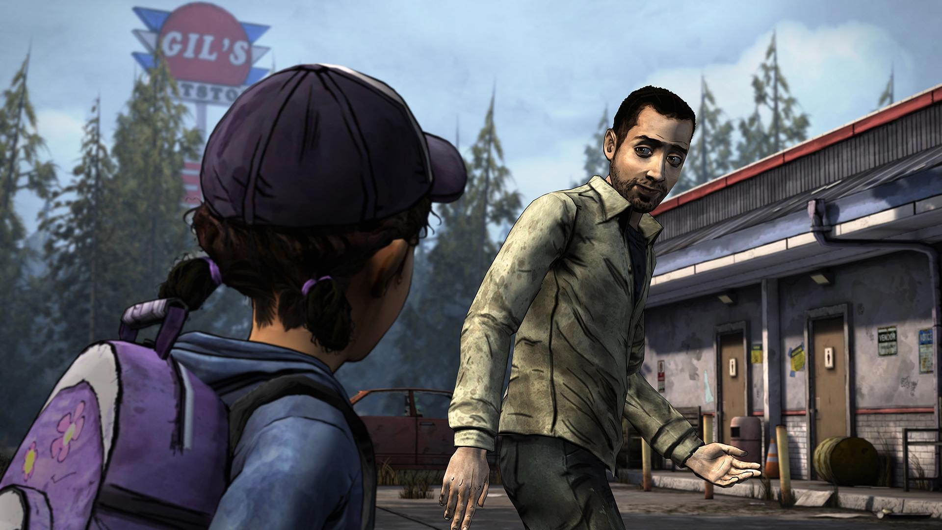 The Walking Dead: Season Two 1.35 Screenshot 9