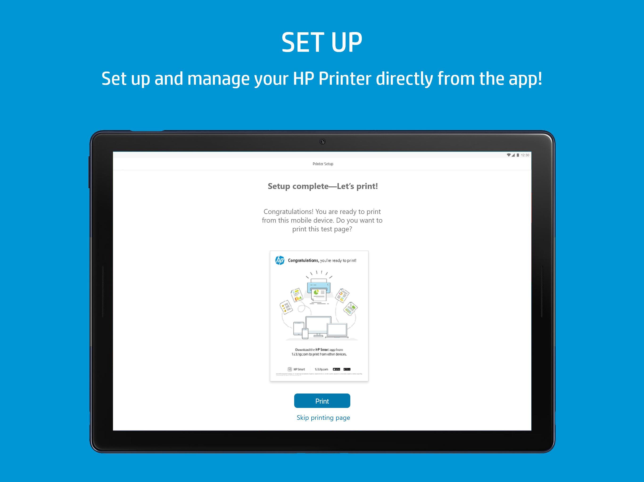 HP Smart 8.1.51 Screenshot 11