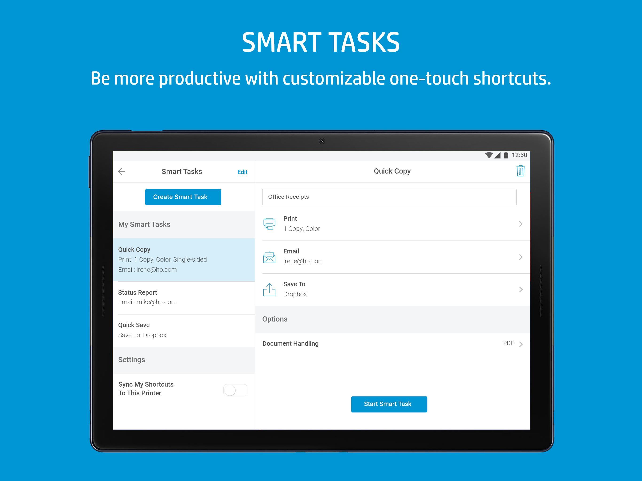 HP Smart 8.1.51 Screenshot 13