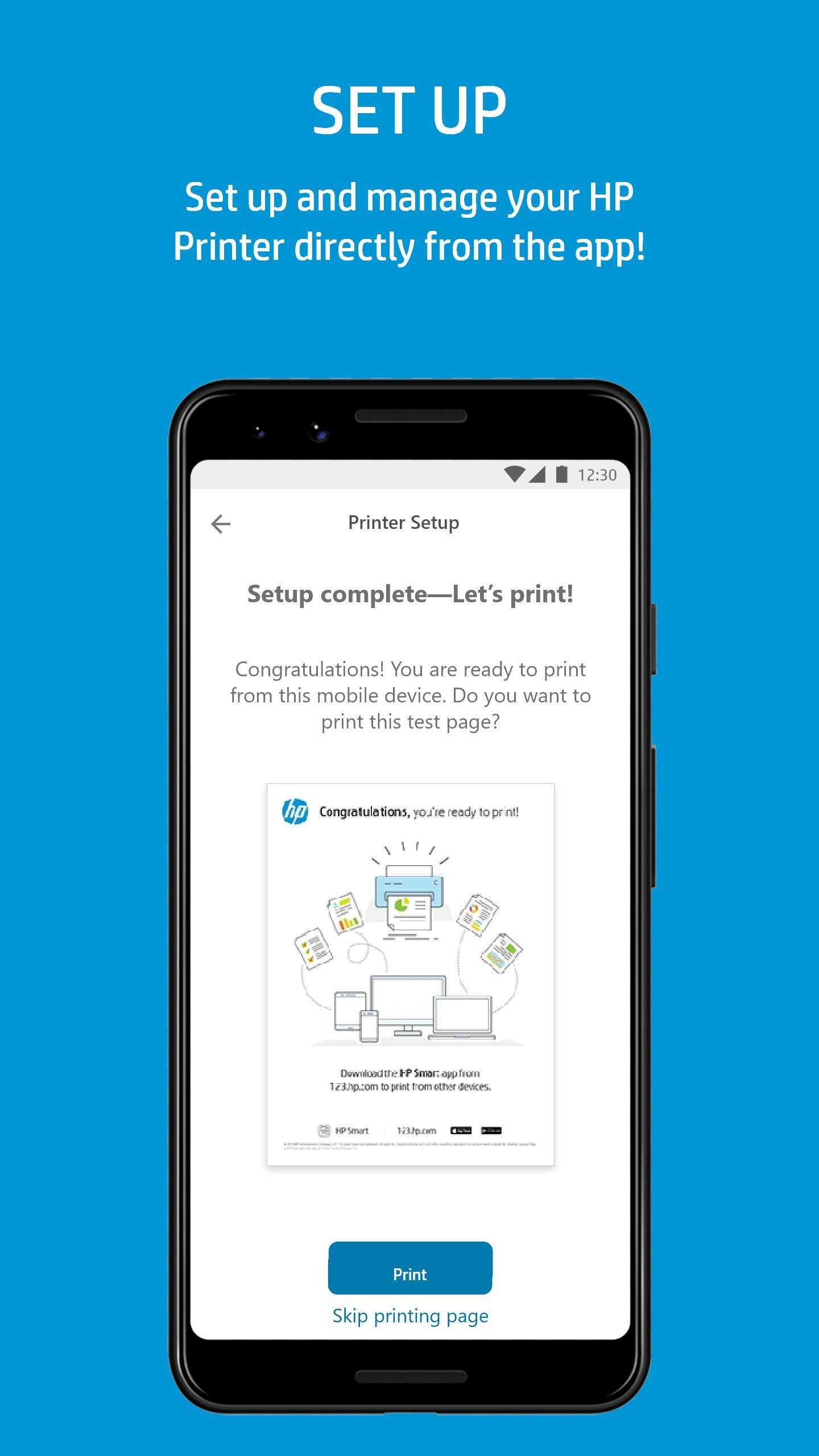 HP Smart 8.1.51 Screenshot 3