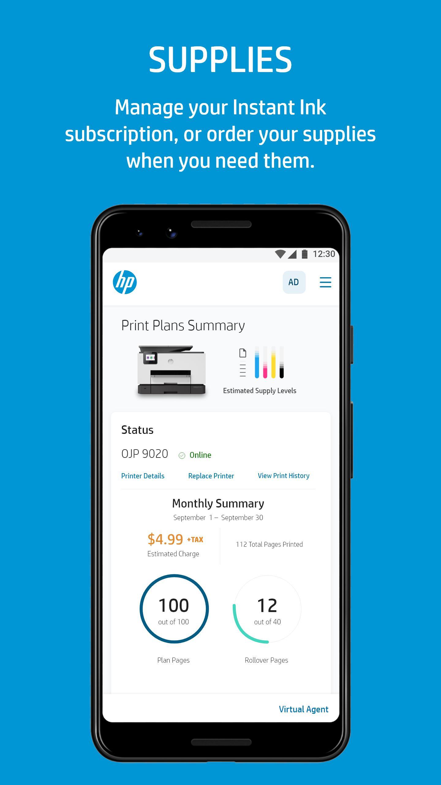 HP Smart 8.1.51 Screenshot 8