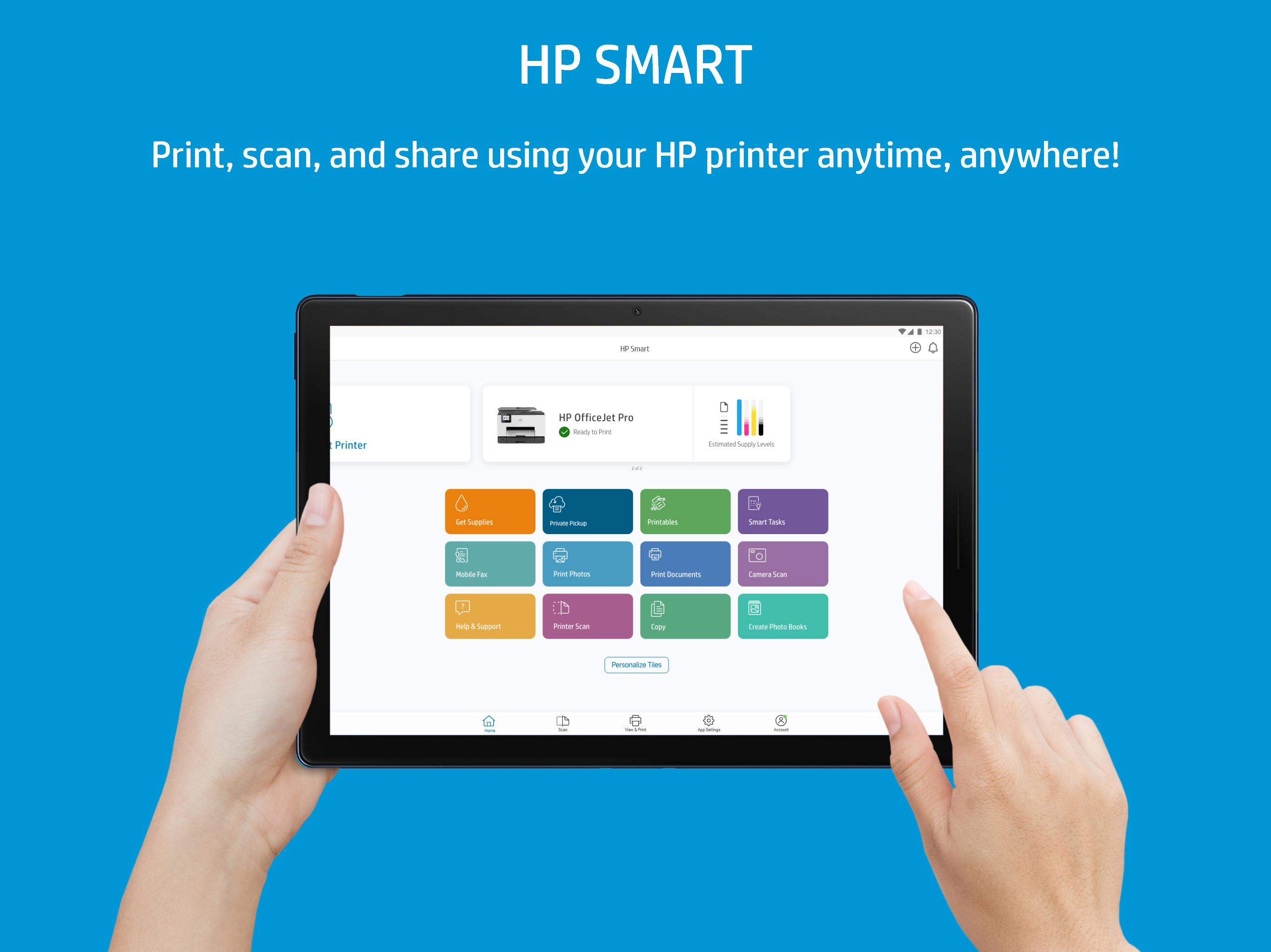 HP Smart 8.1.51 Screenshot 9