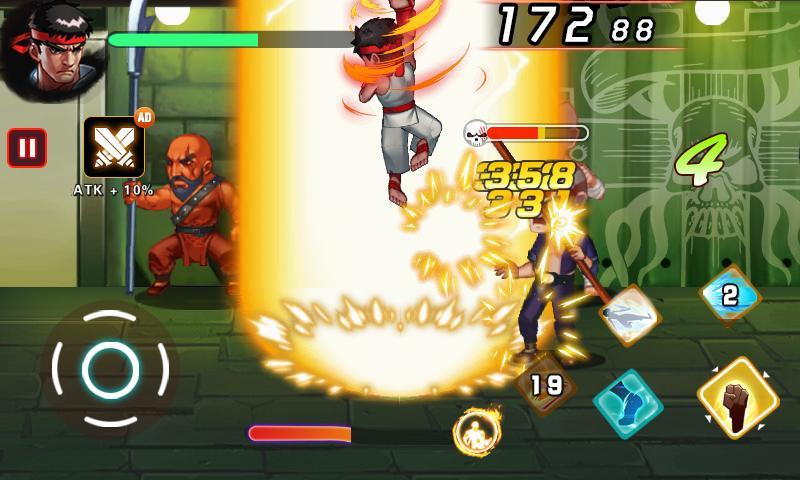 Kung Fu Attack 2 Fist of Brutal 1.8.9.101 Screenshot 3