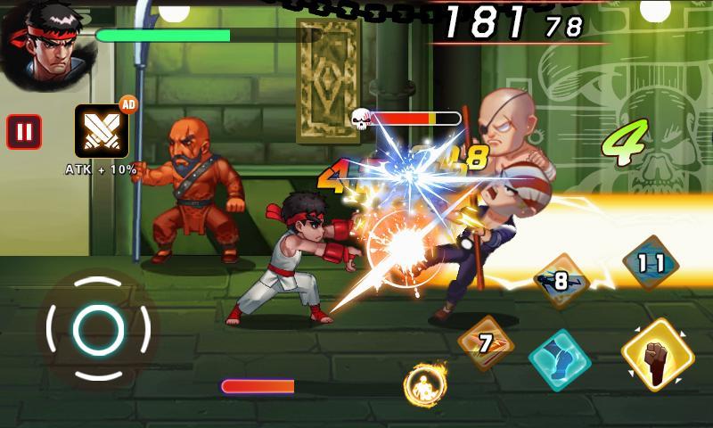 Kung Fu Attack 2 Fist of Brutal 1.8.9.101 Screenshot 4