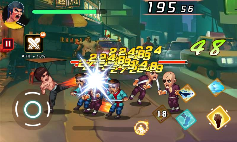 Kung Fu Attack 2 Fist of Brutal 1.8.9.101 Screenshot 5
