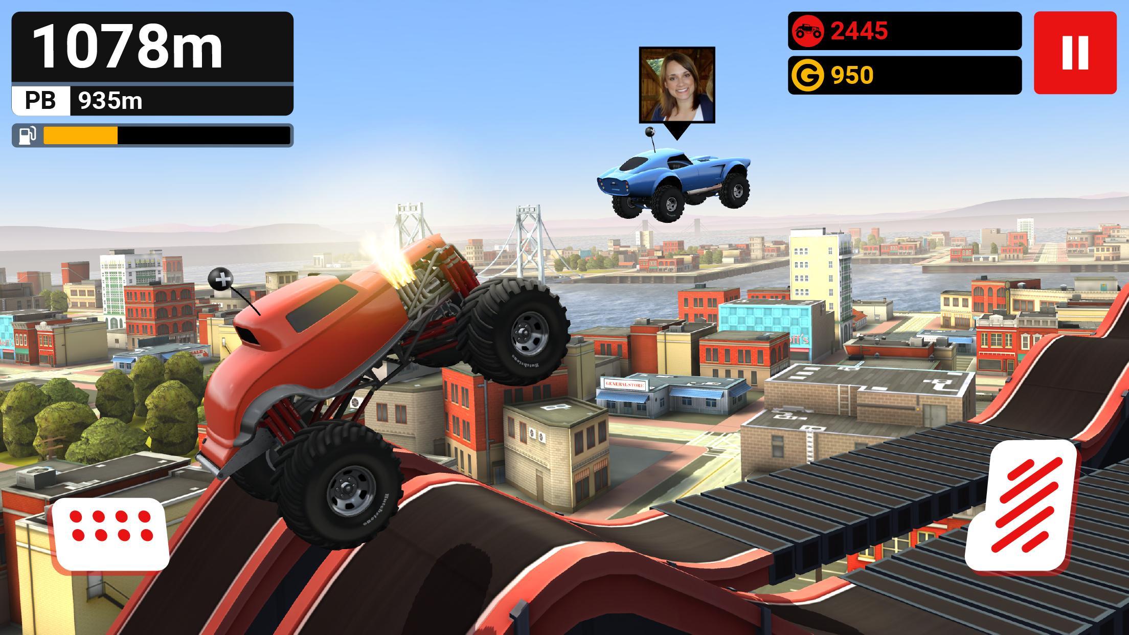 MMX Hill Dash 1.11626 Screenshot 1