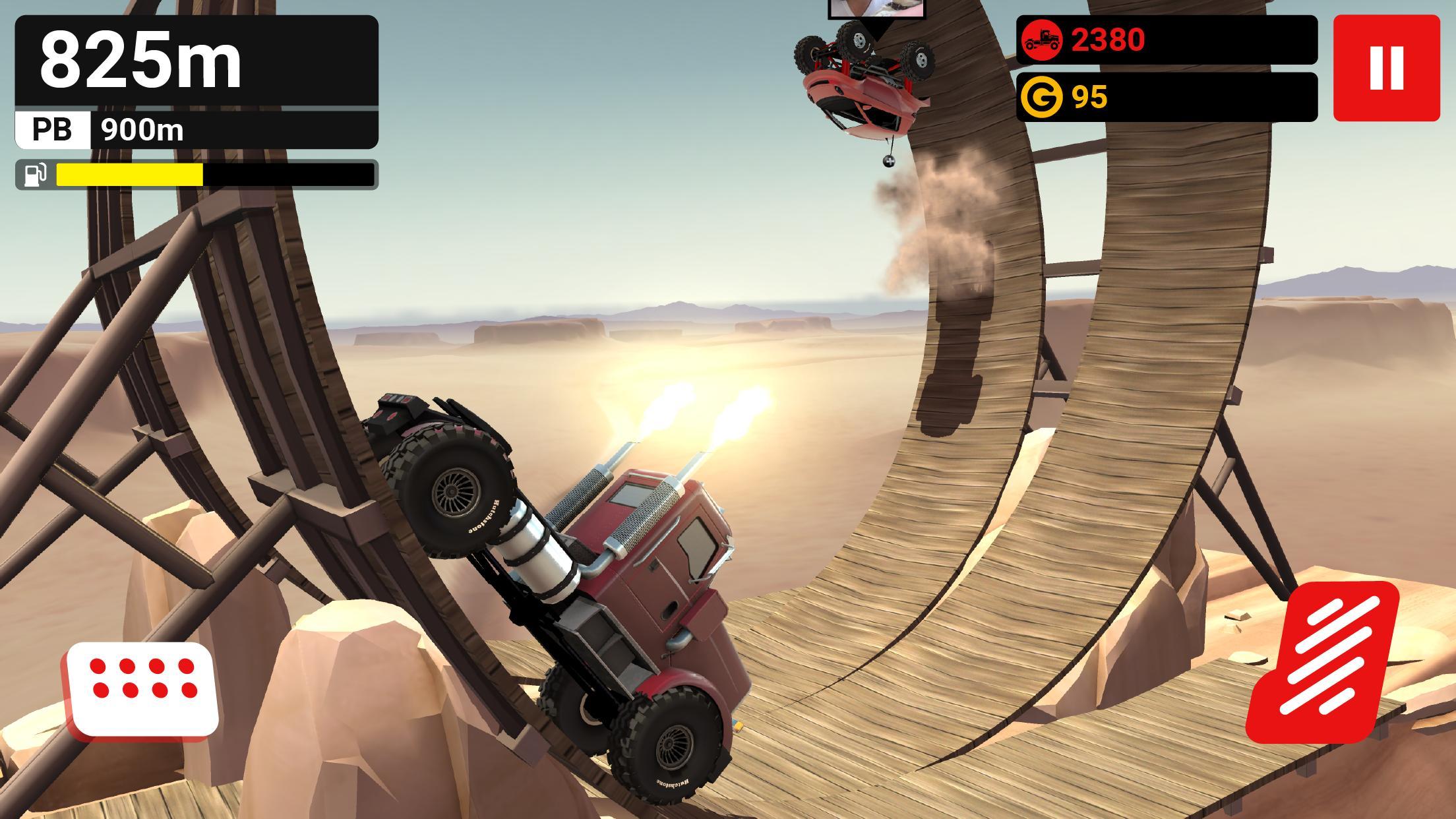 MMX Hill Dash 1.11626 Screenshot 3