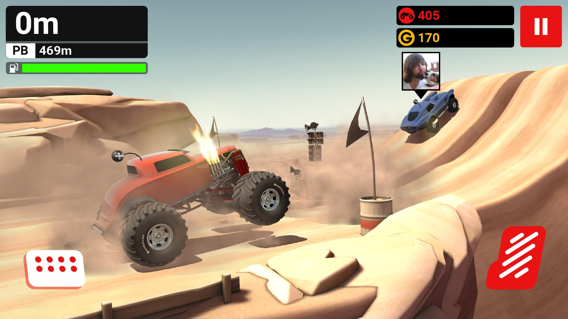 MMX Hill Dash 1.11626 Screenshot 5