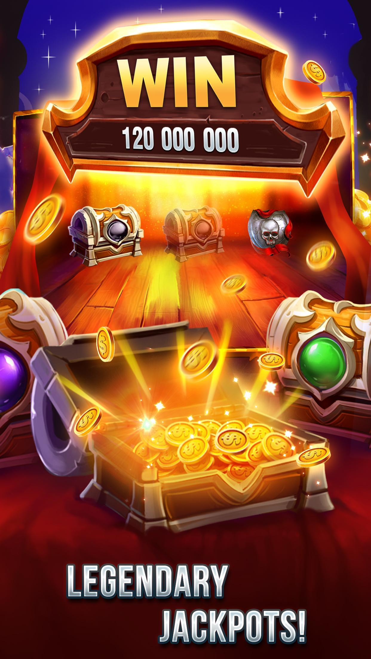 Casino Games: Slots Adventure 2.8.3600 Screenshot 3