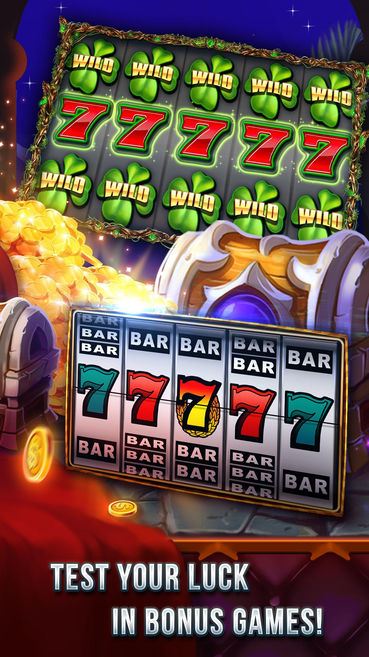 Casino Games: Slots Adventure 2.8.3600 Screenshot 4