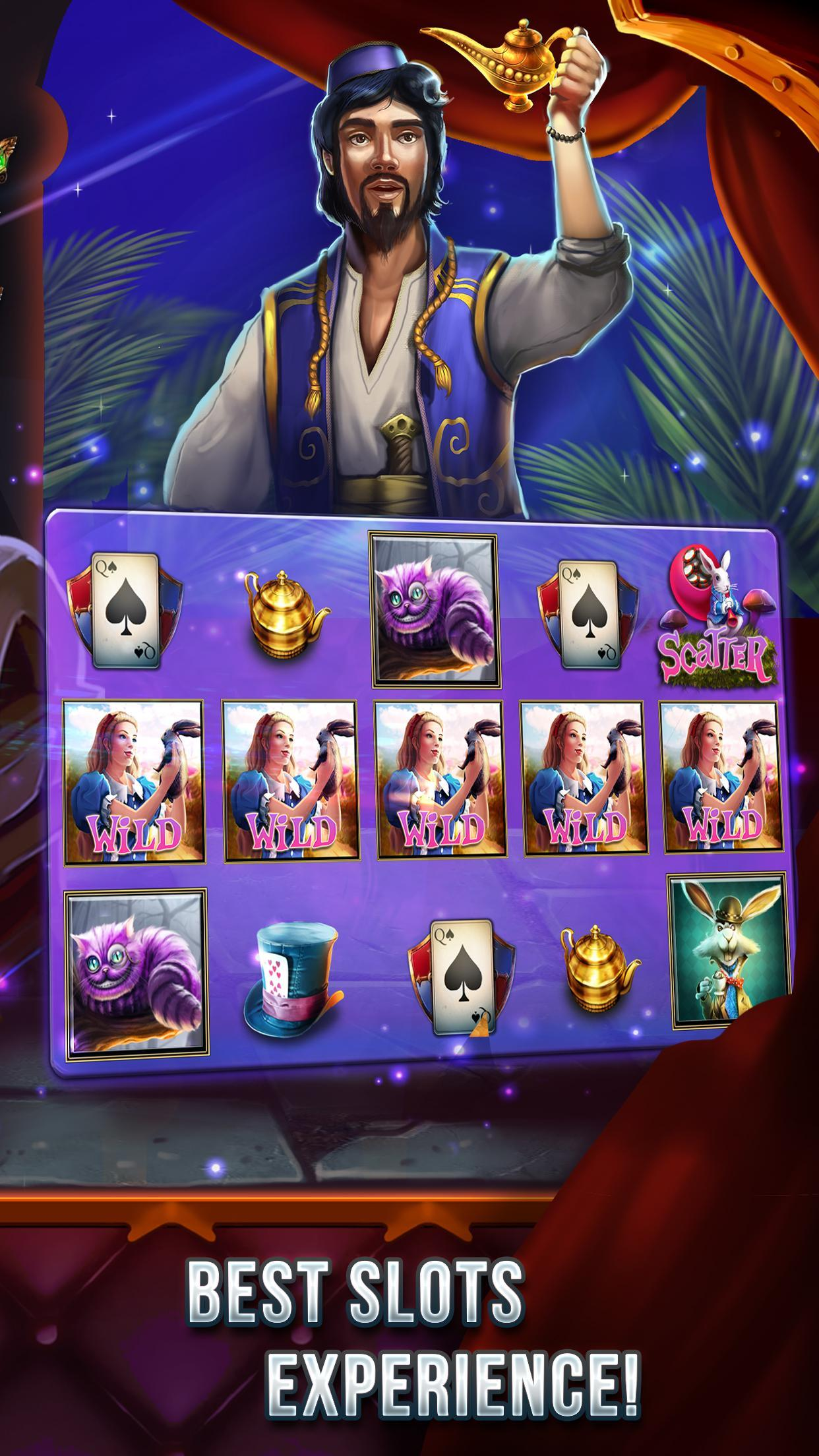 Casino Games: Slots Adventure 2.8.3600 Screenshot 5