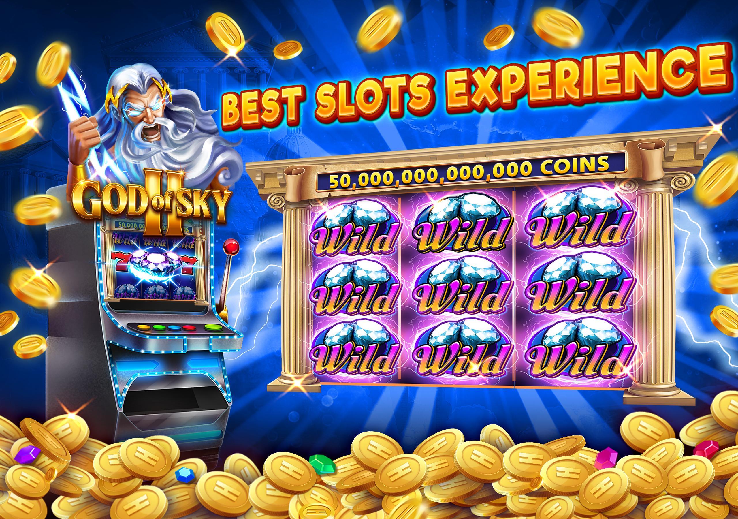 Huuuge Casino Slots - Best Slot Machines 6.1.2700 Screenshot 10
