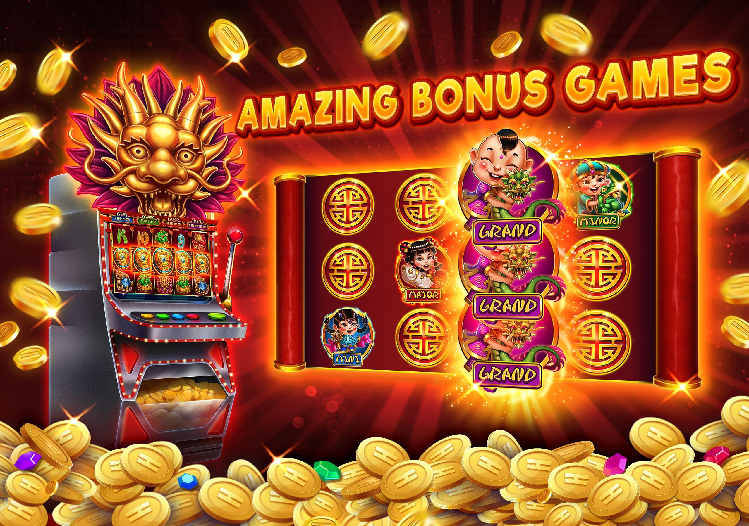 Huuuge Casino Slots - Best Slot Machines 6.1.2700 Screenshot 12