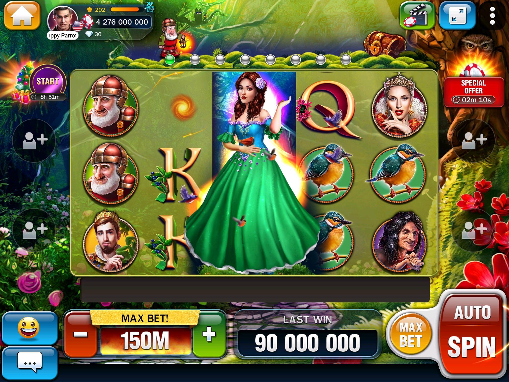 Huuuge Casino Slots - Best Slot Machines 6.1.2700 Screenshot 14