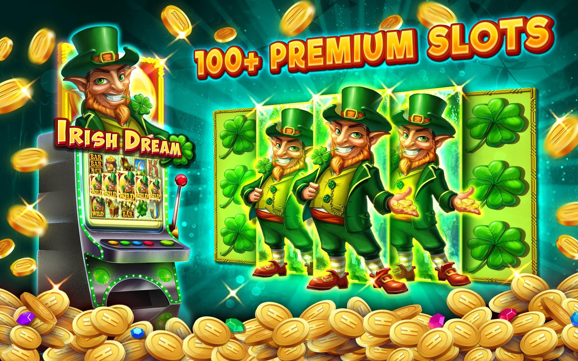 Huuuge Casino Slots - Best Slot Machines 6.1.2700 Screenshot 15