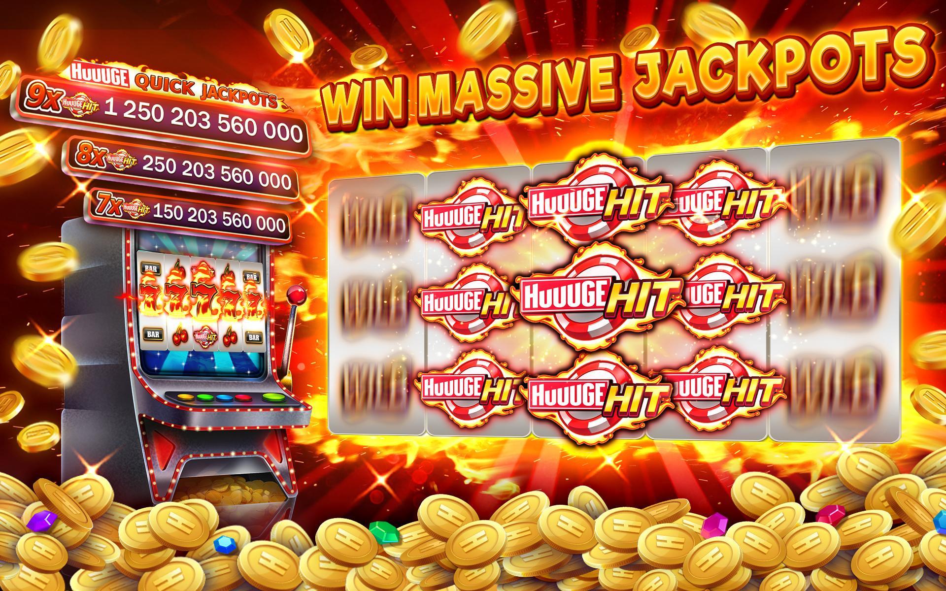 Huuuge Casino Slots - Best Slot Machines 6.1.2700 Screenshot 16