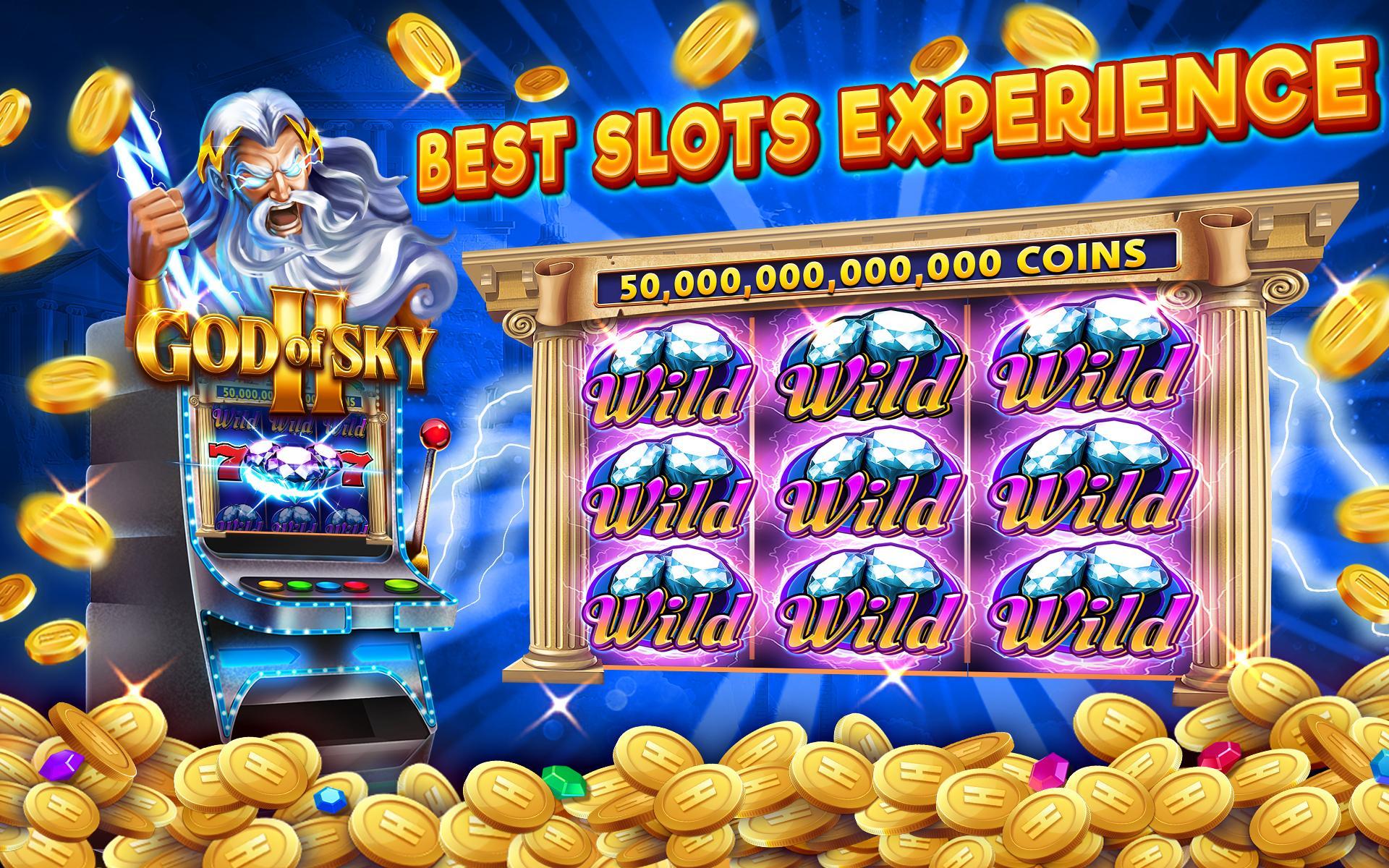 Huuuge Casino Slots - Best Slot Machines 6.1.2700 Screenshot 17