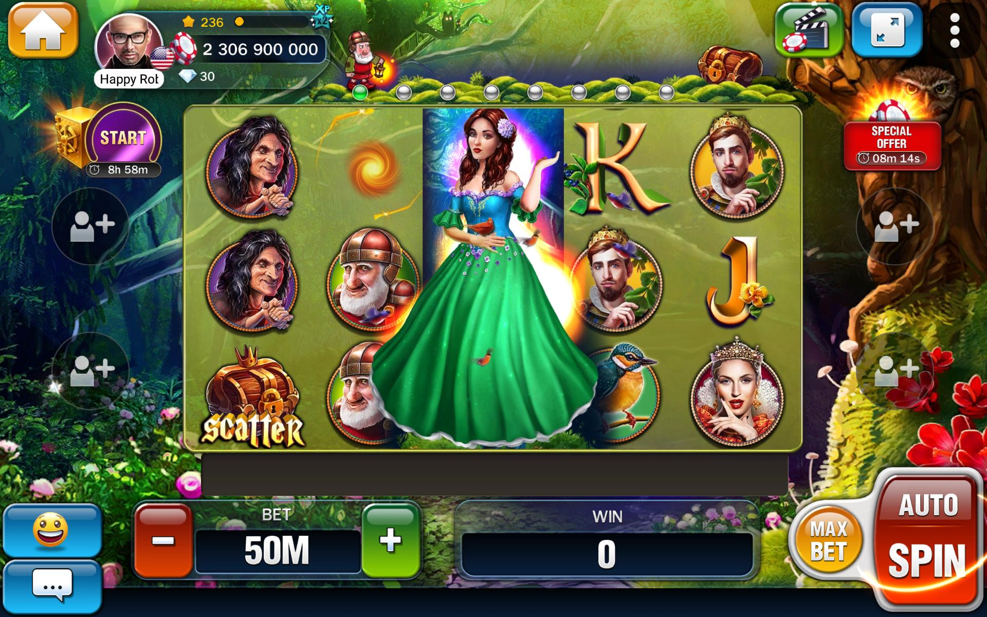 Huuuge Casino Slots - Best Slot Machines 6.1.2700 Screenshot 21