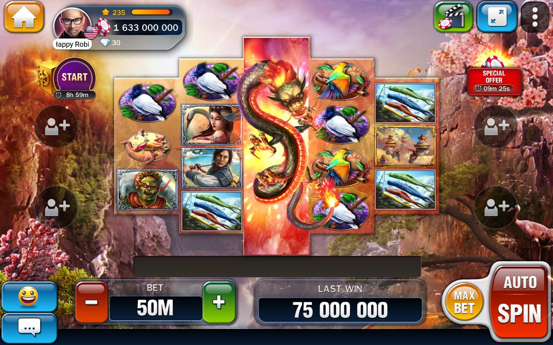 Huuuge Casino Slots - Best Slot Machines 6.1.2700 Screenshot 22
