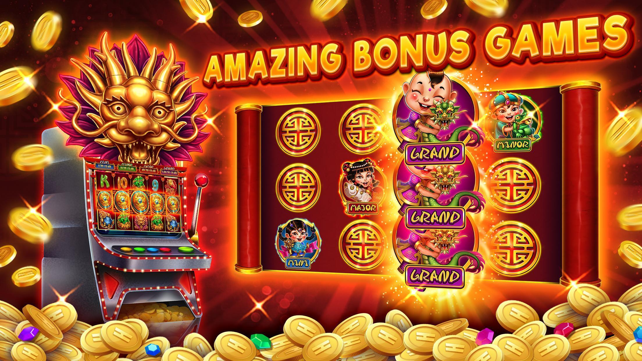 Huuuge Casino Slots - Best Slot Machines 6.1.2700 Screenshot 5