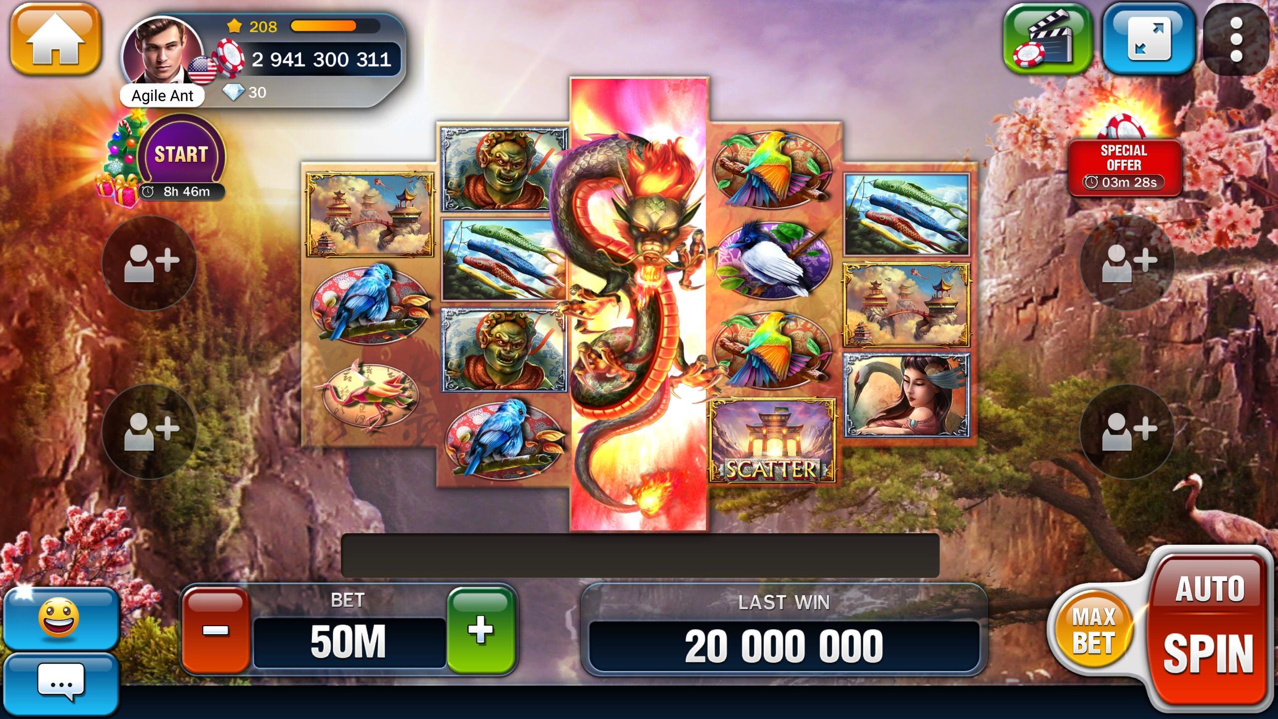 Huuuge Casino Slots - Best Slot Machines 6.1.2700 Screenshot 6