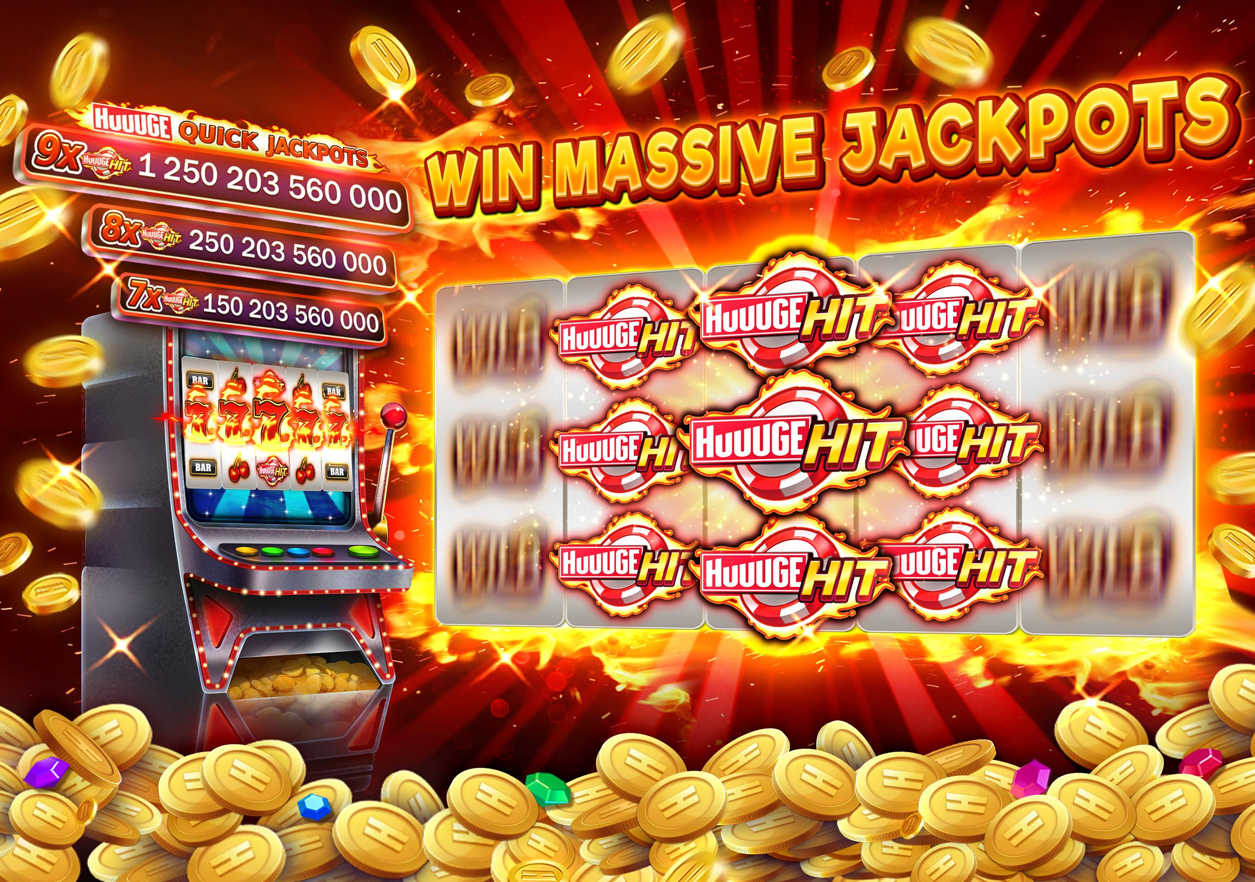 Huuuge Casino Slots - Best Slot Machines 6.1.2700 Screenshot 9