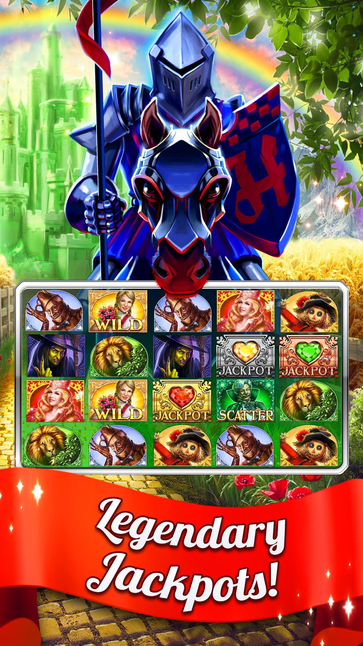 Slots - Cinderella Slot Games 2.8.3402 Screenshot 3