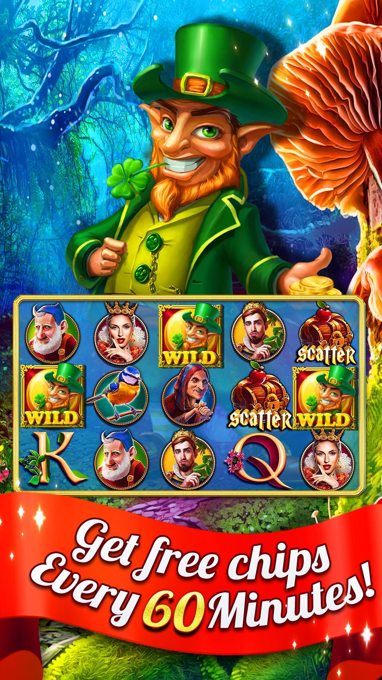 Slots - Cinderella Slot Games 2.8.3402 Screenshot 4